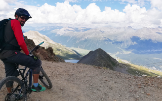 Alpen Bike-Day 21.09.2019